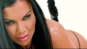 Small titted Jasmine Jae takes her best girlfriend to the hospital