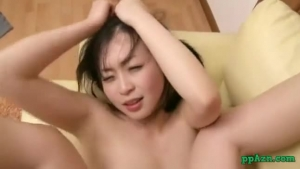 Asian girl was in the toilet when her boyfriend came to get her pussy properly licked and fucked