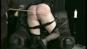 Curvy lady is passionately sucking a rock hard meat stick while kneeling in front of her landlord